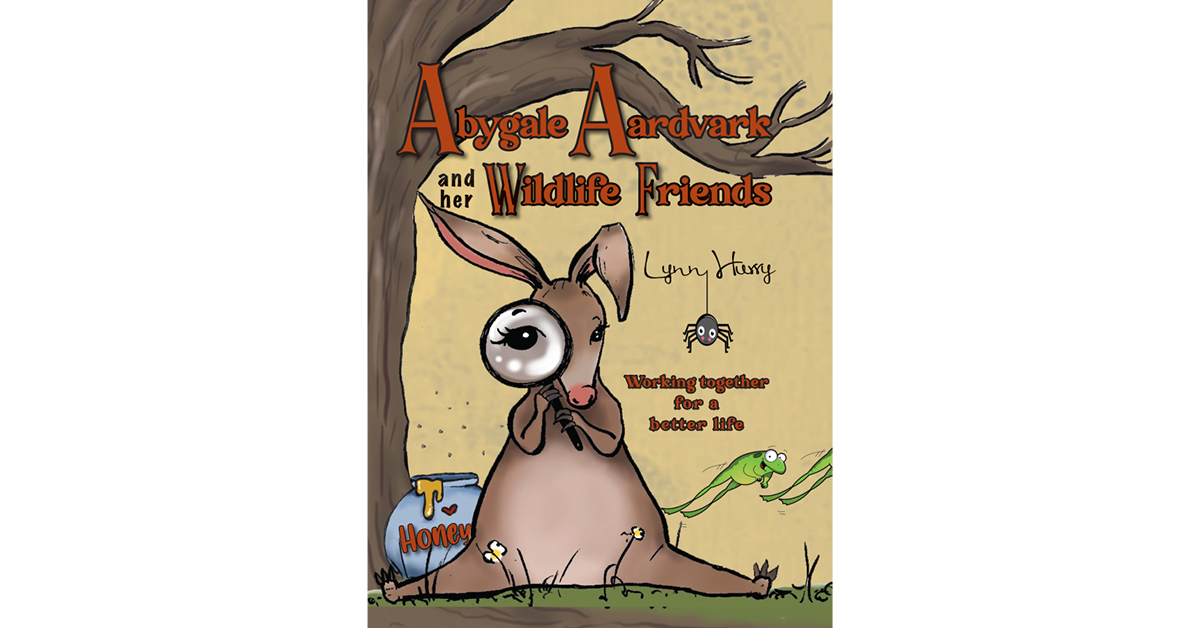 Abygale Aardvark Cover - Briza Publications