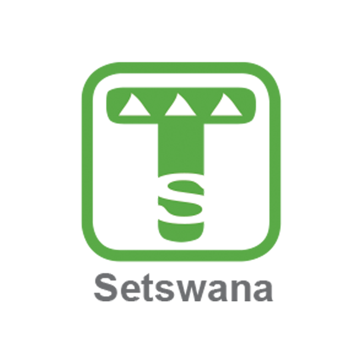 The Talking Dictionary Setswana