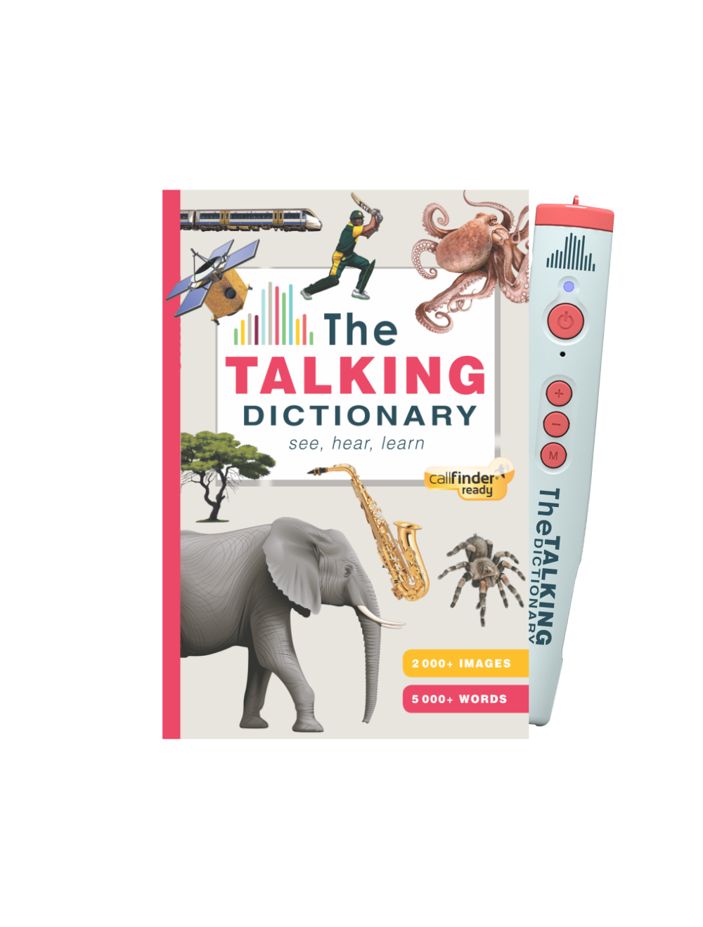 The Talking Dictionary with Callfinder Briza Publications
