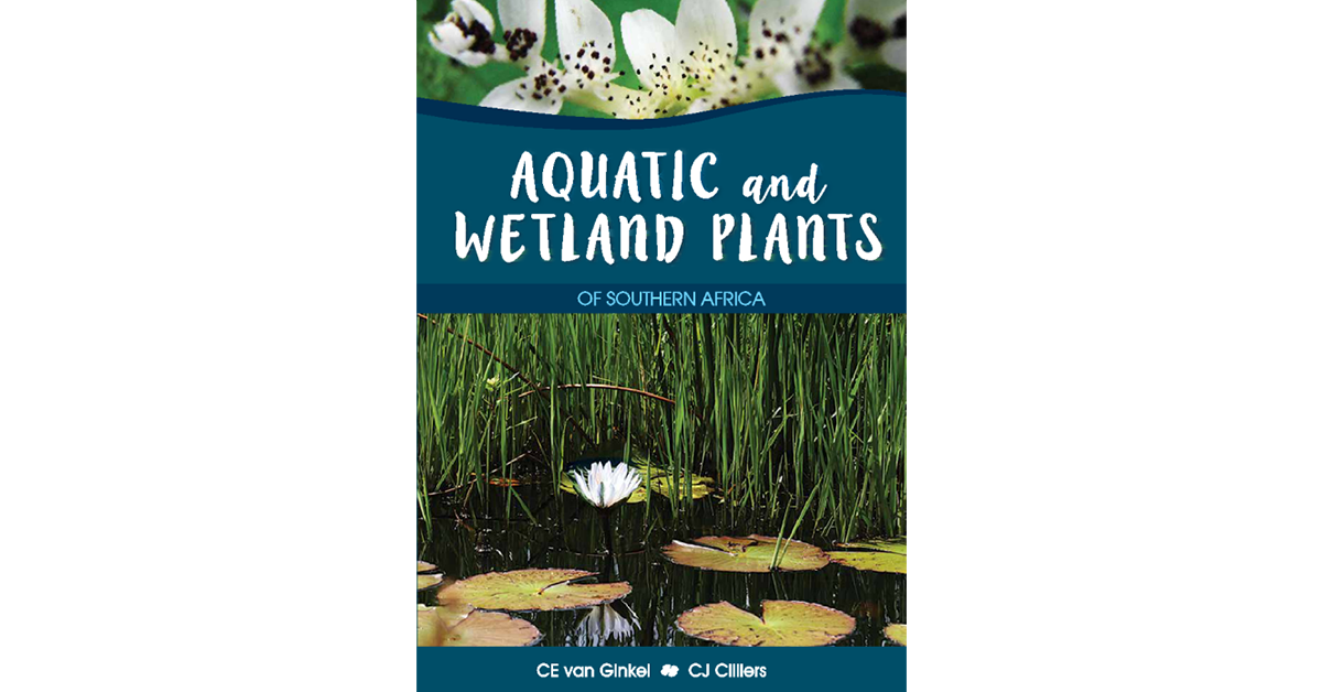 Aquatic and wetland plants of southern africa Briza Publications