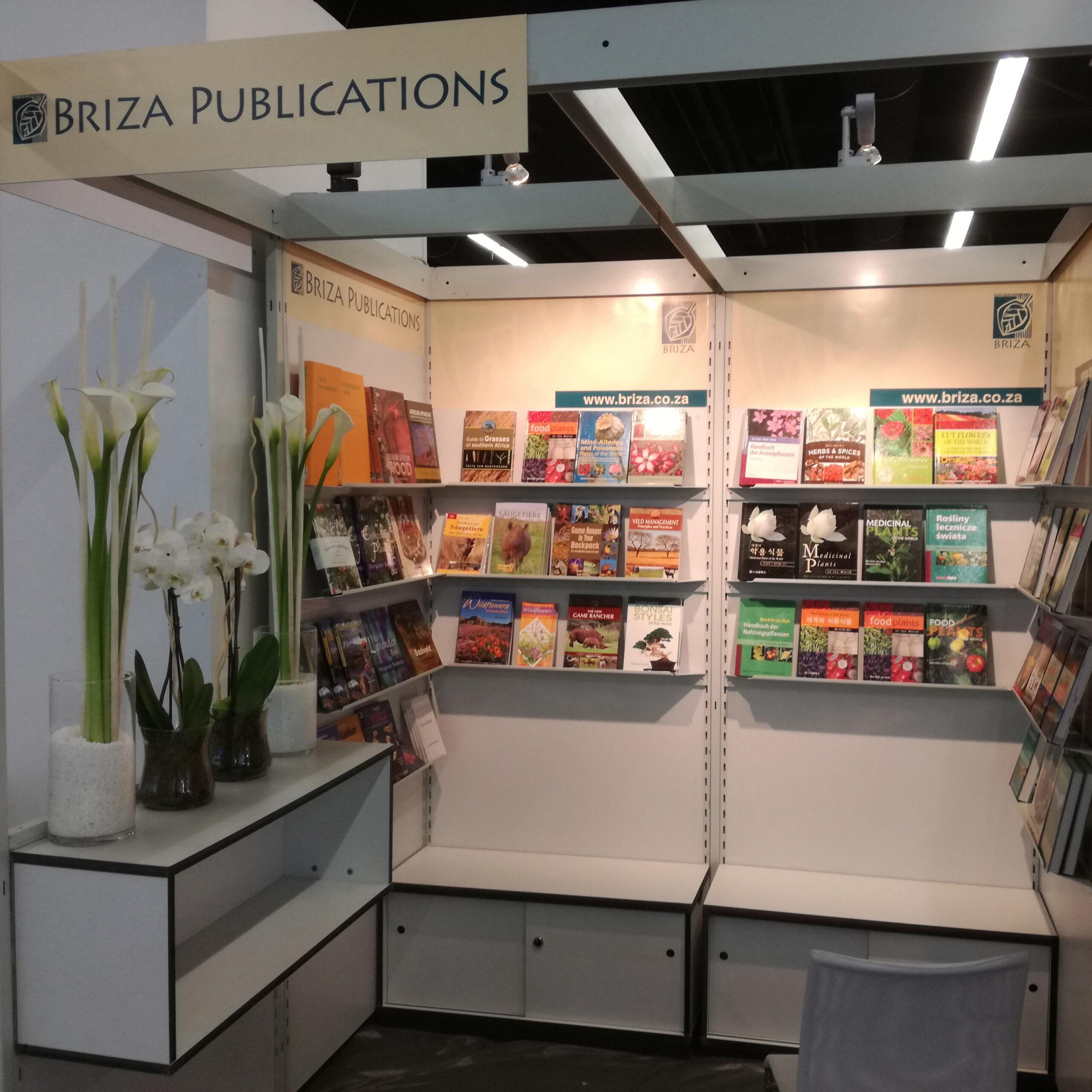 Briza Publications at Frankfurt Book Fair 2018