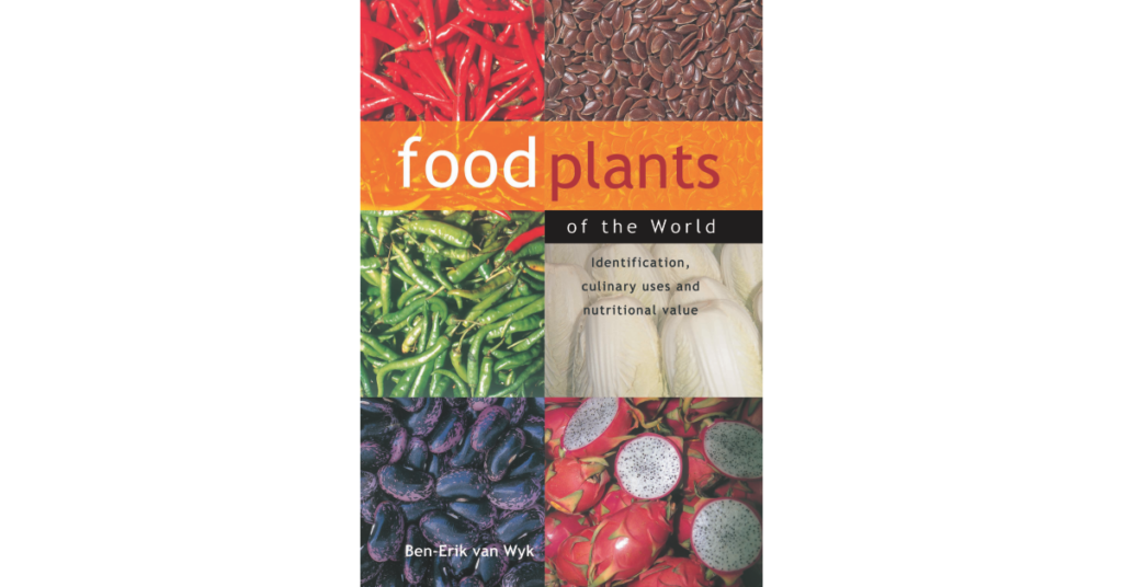 Food Plants of the World Cover Briza Publications 2