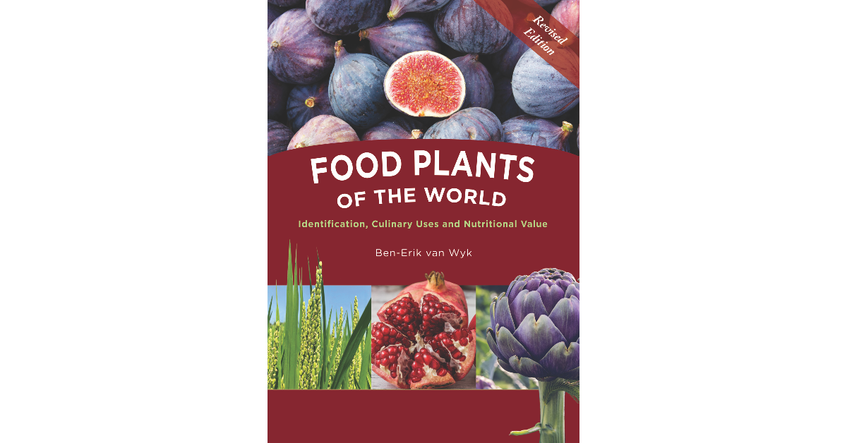 Food Plants of the World cover Briza Publications main