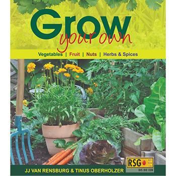 Grow your own cover Briza Publications