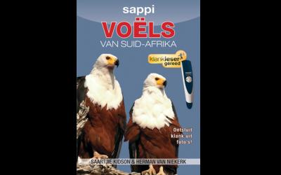 SAPPI Voëls van Suid-Afrika