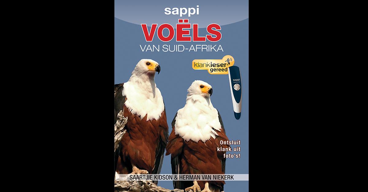 Sappi Voels van Suid Africa Cover - Briza Publications