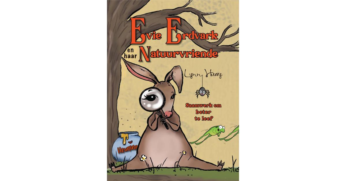 Evie Erdvark en haar Natuurvriende omslag