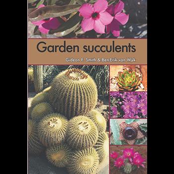 Garden Succulents cover Briza Publications