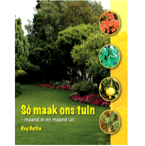 So maak ons tuin Briza Publications cover
